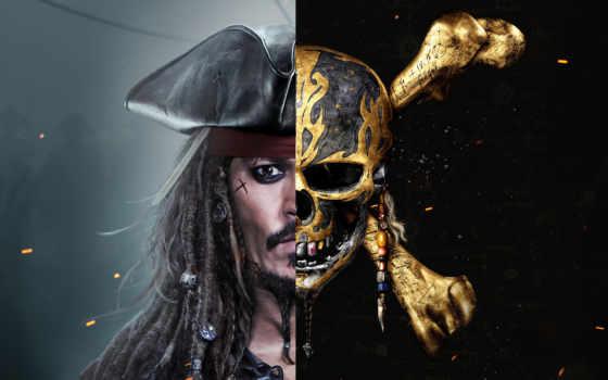 пираты, карибского, моря, мертвецы, pirates, caribbean, рассказывают, сказки, фильмы, депп,