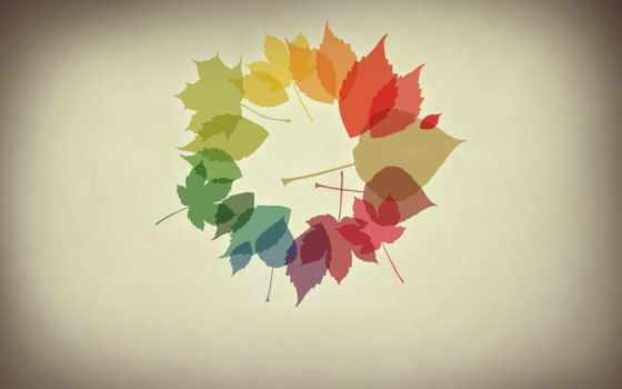осень, листья Фон № 9409 разрешение 1920x1080