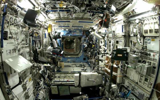 космос, станция