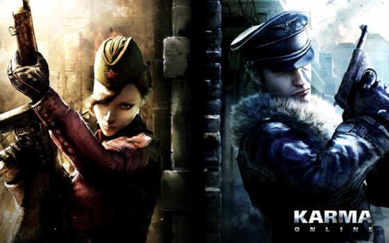 солдат, девушка, оружие