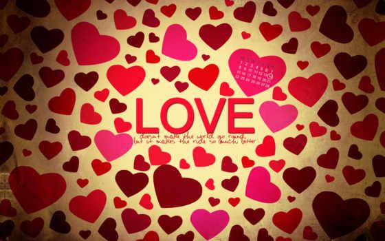 святого, valentine, день, love,