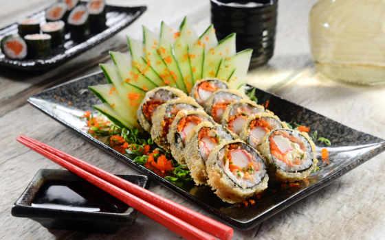 sushi, роллы, японская, kitchen, japanese, доставки, роллов, заказать, rolls, блюда,