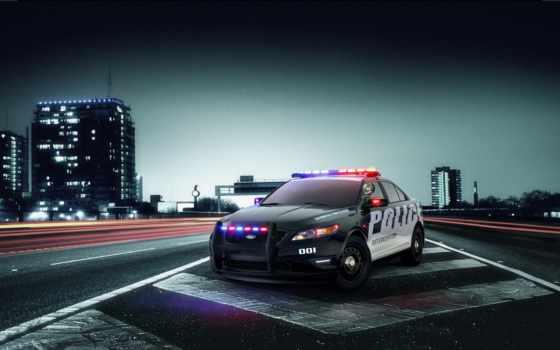 police, ford, авто