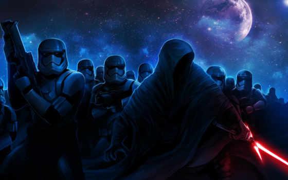 pick, войны, ren, звездные, star, wars, awakens, сила,