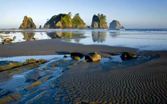 ши, пляж, фотообои, янв, красивые,