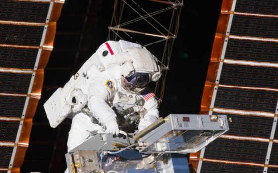 космос, станция, международный, usa, скафандр, nasa,