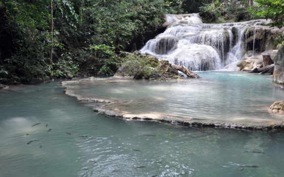tufs, cascades, des, comte, les, franche, природа, agua, картинка, cascadas, azul,