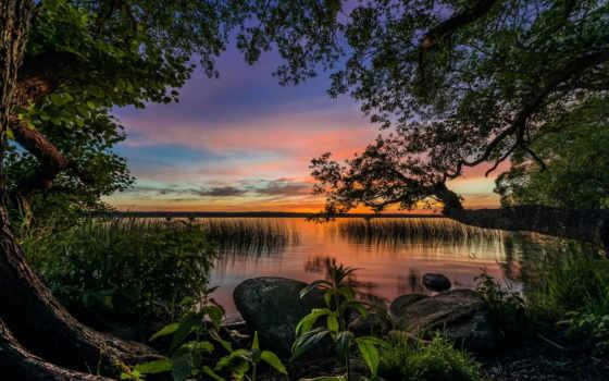 природы, природа, красивые, страница, пейзажи -, красивая, margin, rylik, горы, графики, картины,