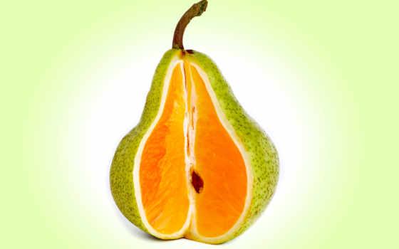 груша, метки, фрукты, оранжевый, гибрит, oboi, colibri, apple, еда, напитки, комментарий,