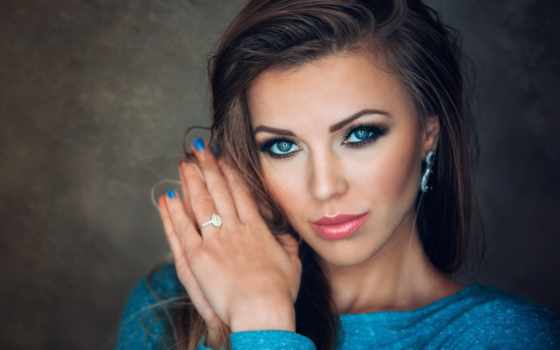eyes, макияж, smoki, ais, blue, дымчатый, пошагово, глаз, голубых, моды, id,