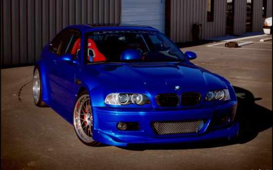 bmw, blue, взгляд