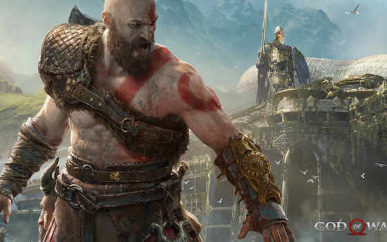 god, war, modo, kratos, ди, game,