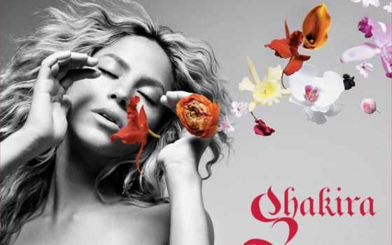 shakira, ul, flowers,