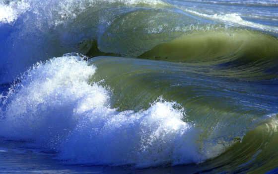 волна, брызги, surf, top, images, море, девушка,