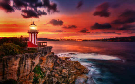 lighthouse, hornby, south, австралия, голова, see, handpick, social, сайт, frend, new