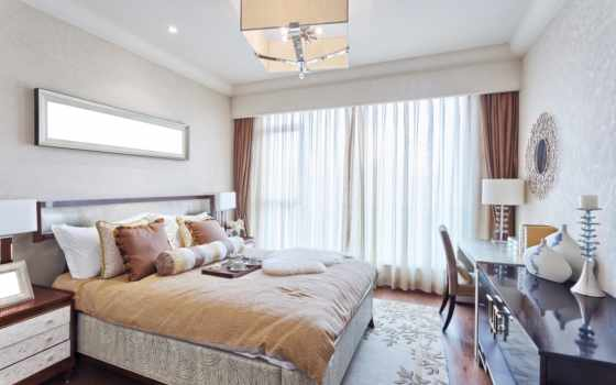 интерьер, спальня Фон № 37166 разрешение 2560x1600