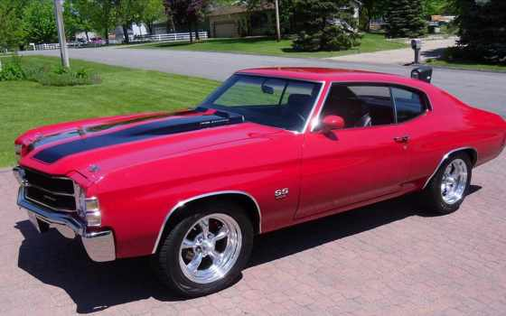 chevelle, chevrolet, rating
