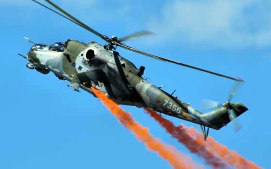 ми, вертолет, combat