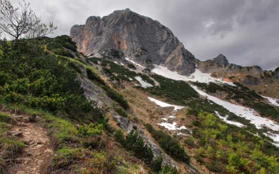 tapety, deviantart, небо, krajobraz, mountains, природа, oznaczony, darmowe,