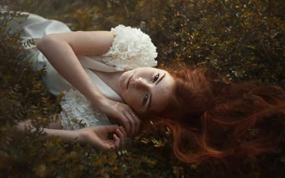девушка, траве, chicas, фото, helios, modelos, лежит, фотографий, amor, взгляд,