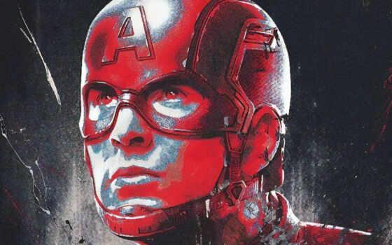 avenger, captain, america, эндшпиль