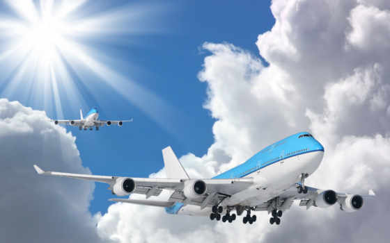 облака, небо, wallpaper, скачать, картинку, авиация, полет, самолеты, главная, солнце, воздух, ¹ãöý,