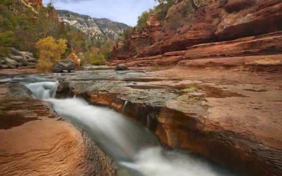 rock, formations, arizona