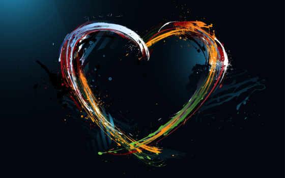 love, сердце, windows