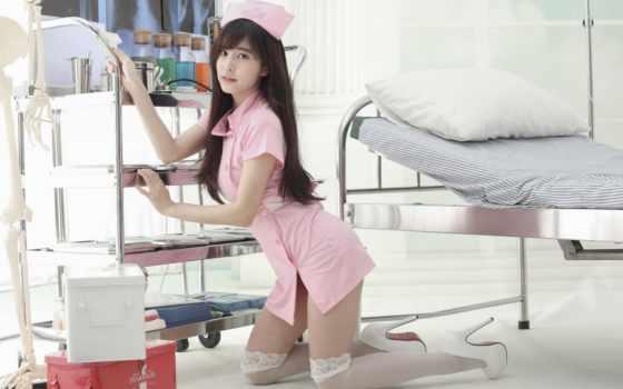 медсестра,