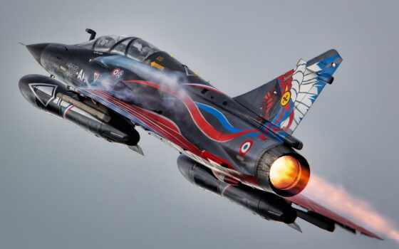 истребитель, mirage, самолёт, реактивный, dassault, air, french