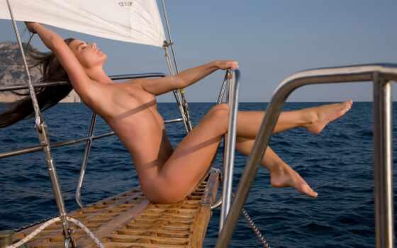 sail, dinghy, лодка