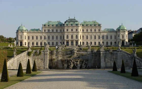 замки, дворцы