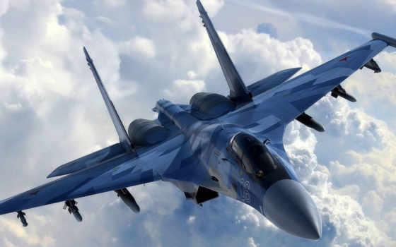 су, самолёт, многоцелевой Фон № 37879 разрешение 1920x1080