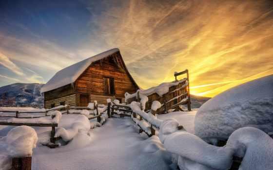 снег, winter, нояб