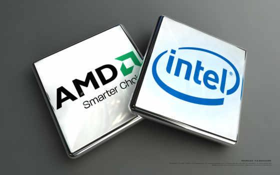 amd, intel, процессор