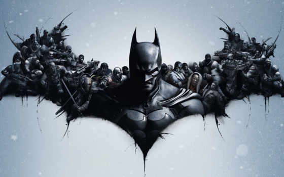 batman, arkham, origins, pass, video, прохождение, favourite, season, блоги,