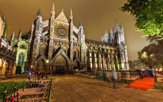 westminster, abbey, london, англия, вестминстерское,