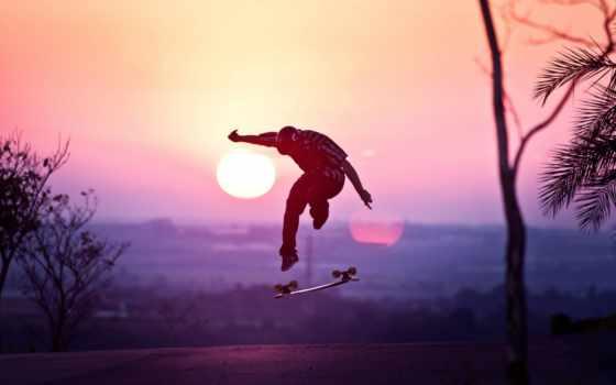 longboard, доска, landwalker, pintail, cruising, longboarding, skate,