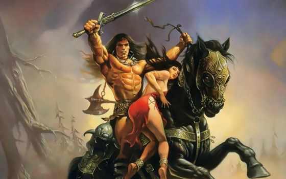 fantasy, воин, article, сонник, всегда, актуальная, полная, информацию, толкованию, снов, warriors,