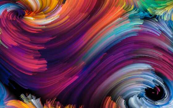 ipad, air, naruto, мини, abstract, spiral, экран, brackdrop, color