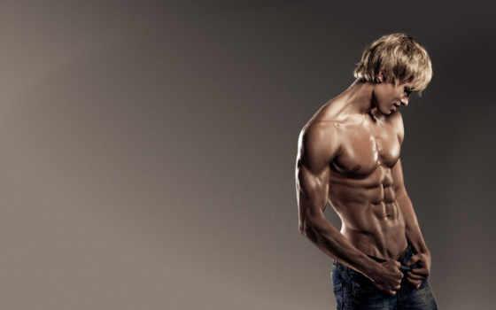 джинсы, мышцы