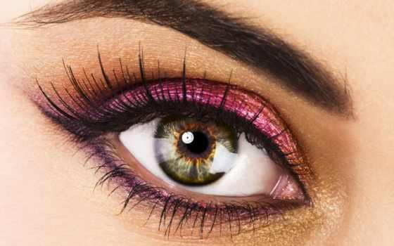 глаз, макияж