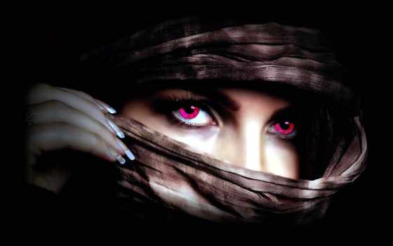 eyes, свет