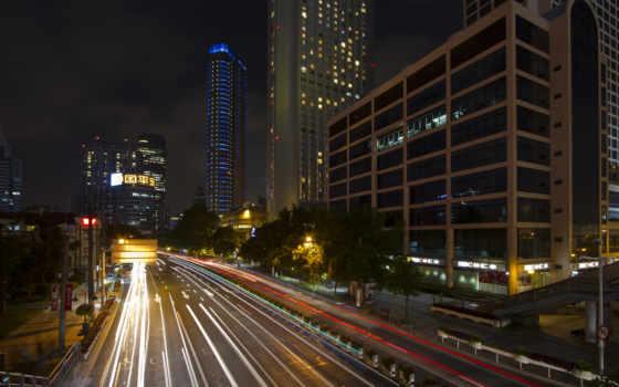 shanghai, дневник, город, небоскребы, ночь, virtual,