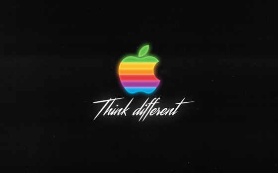 apple, think, different, resolutions, technology, desktop, iphone,
