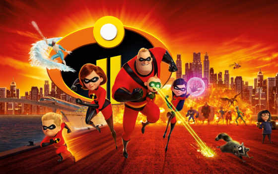 incredibles, суперсемейка, movie,