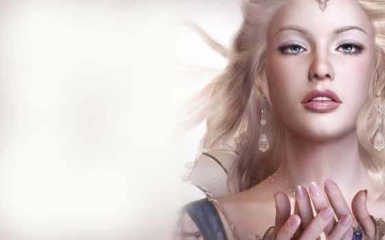 fantasy, девушка, красивая, жф, картинка, стиле,