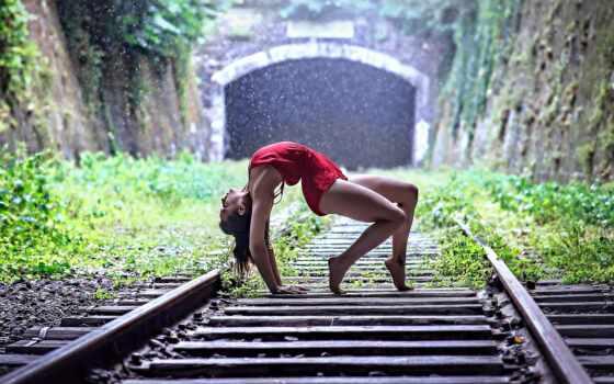 поза, momo, усилитель, трек, гимнастика, leg, девушка, женщина, молодой, фото