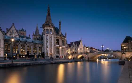 ghent, город, flanders, arrondissement, flandes, belgica, gante, pantalla