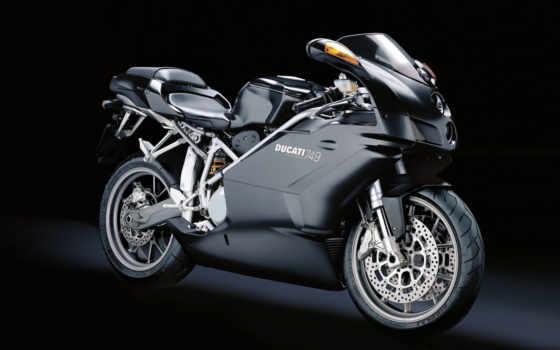 ducati, мото, мотоциклы, fone, мотоцикл, мультики, супер, black, bikes, черном,